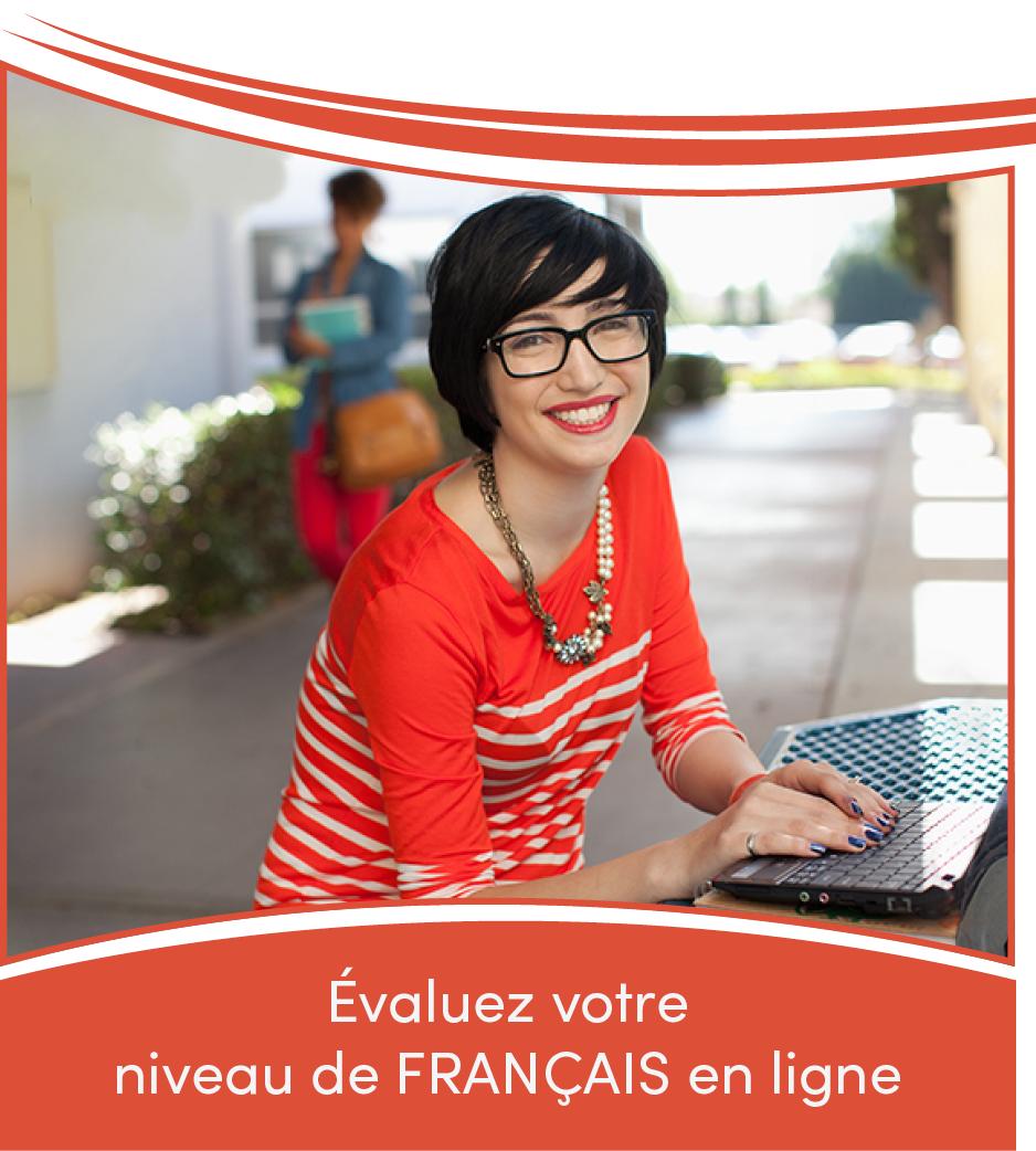 NCLC Autoévaluation en ligne -Accueil